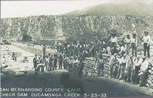 San Bernardino County, California - Historical Photo