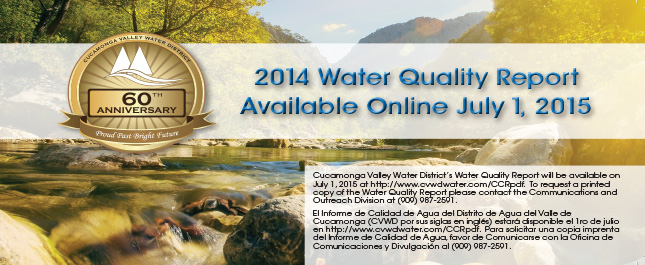 2014 Water Quality Report